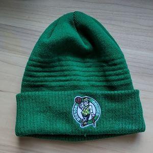 Celtics winter beanie